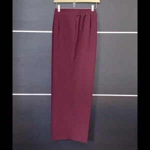 Skies Are Blue Wide Leg Cropped Pants